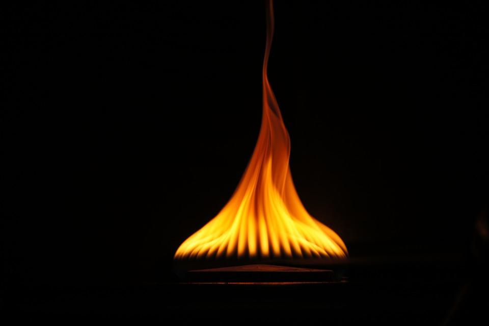 Flame, Fire, Hot, Burning, Heat, Burn, Flammable