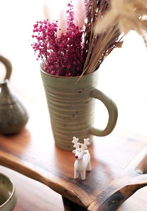 Ceramic, Ware, Porcelain, Cup, Tea, Coffee, Flower, Hot