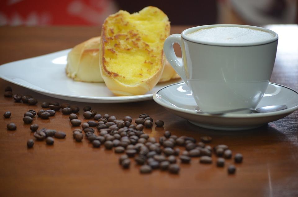 Coffee With Milk, Milk, Coffee, Average, Drink, Hot