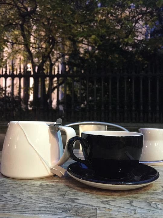 Tee, Hot Drink, Black Tea, St Paul's Cathedral, London