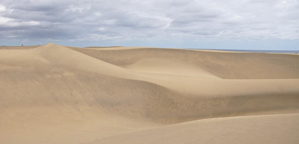 Desert, Sand, Dune, Wide, Nomad, Beach, Hot, Landscape