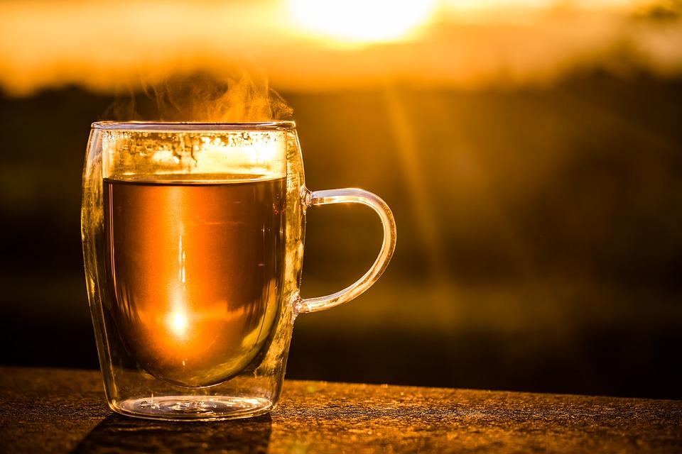 Teacup, Cup Of Tea, Tee, Drink, Hot, Steam