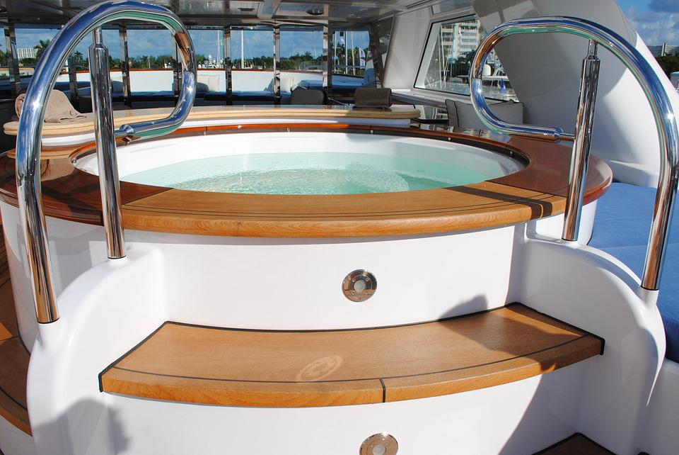 Jacuzzi, Whirlpool, Hot Tub, Spa, Lifestyle, Luxury