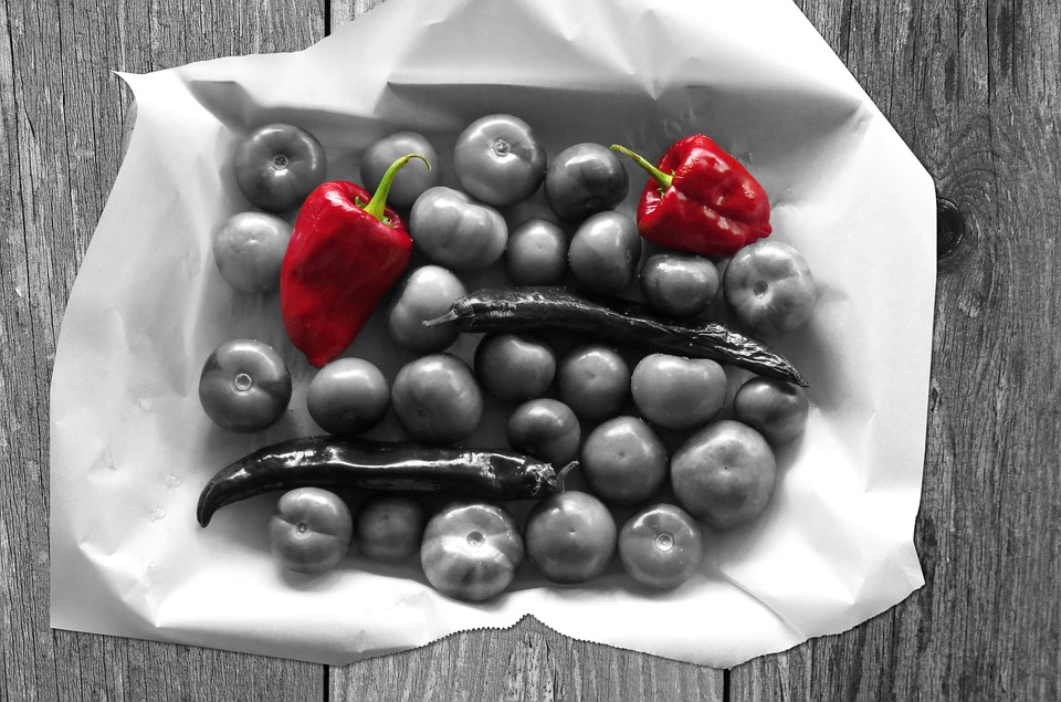 Peppers, Red, Food, Healthy, Vegetable, Fresh, Hot