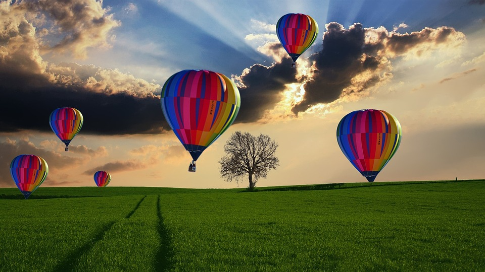Balloon, Adventure, Hot-air Balloon, Airship, Sky