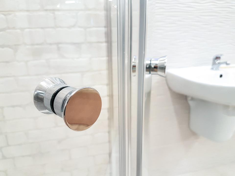 Shower, Bathroom, Plumbing, Hotel, Hotel Room