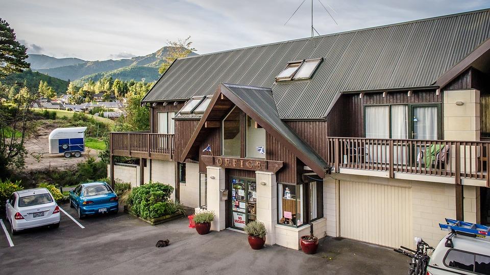 Inn, Hotel, New Zealand