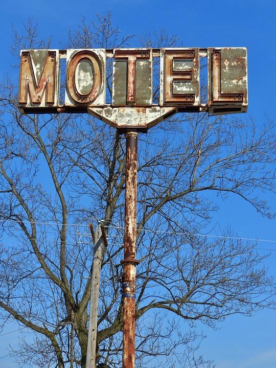 Motel, Hotel, Sleep, Pennsylvania, Road, Trip, Travel