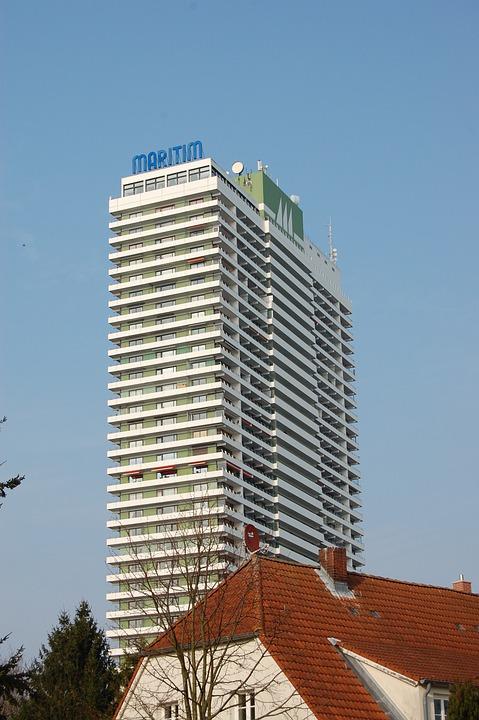 Maritime, Travemünde, Hotel, Baltic Sea