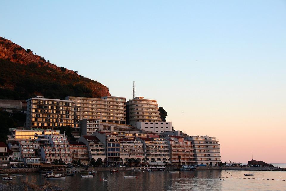 Hotels, Sun, Sea, Holiday, Tourism