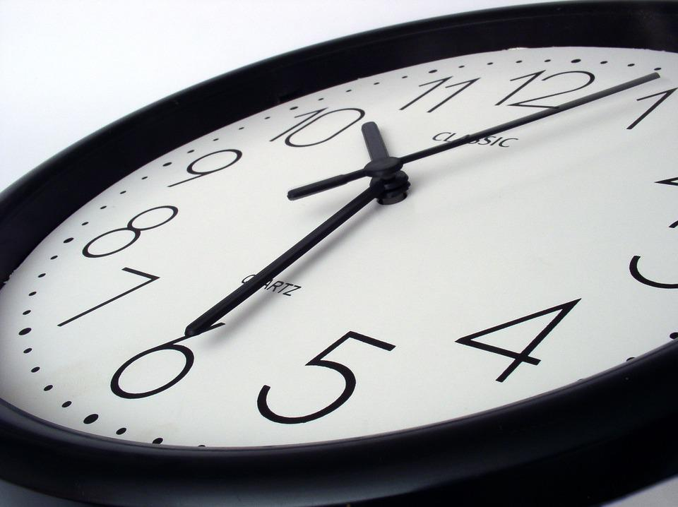 Clock, Time, Pointer, Time Of, Watches, Hour, Minutes