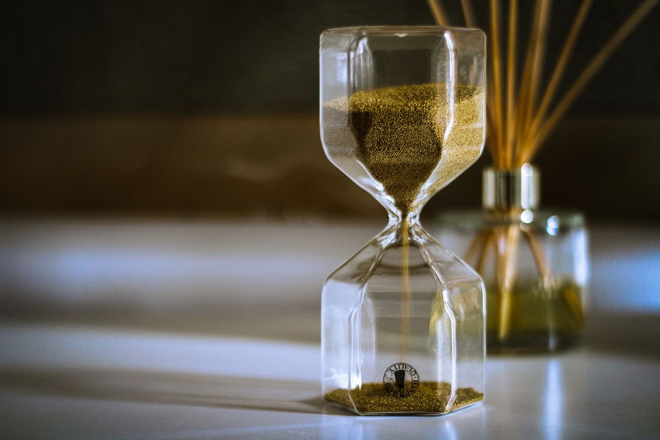 Indoor, Time, Waiting, Classic, Mood, White, Hourglass
