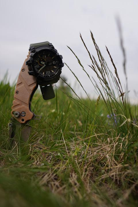 Casio, Hours, A Watch, Time, Minute, G-shock, Digital