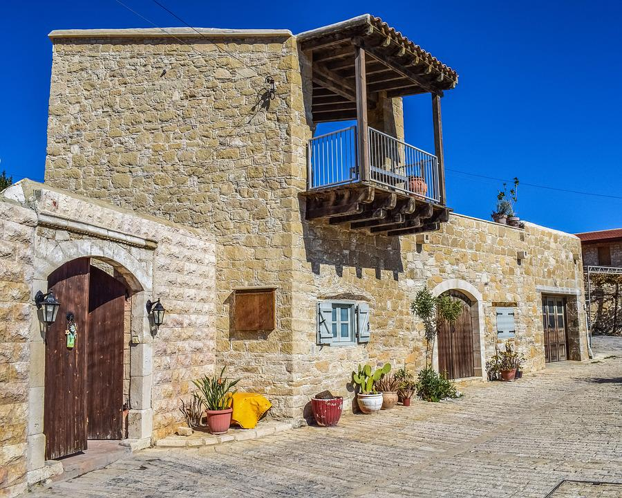 House, Village, Architecture, Traditional, Exterior