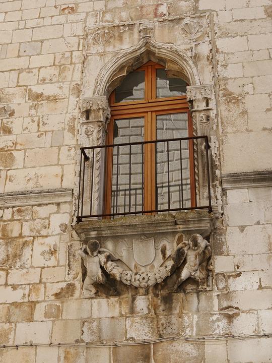 Facade, Balcony, Architecture, House, Window, Apartment