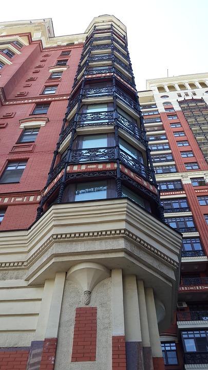 Building, House, Oriel, Tower, Window