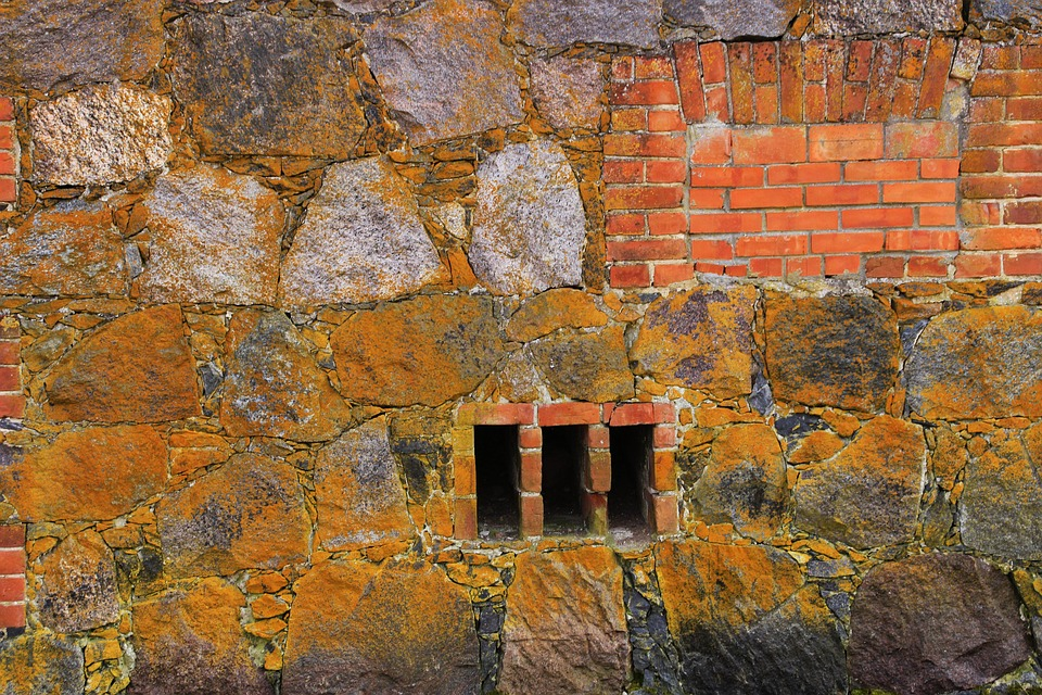 Wall, Old, Stone, Brick, Desktop, Architecture, House
