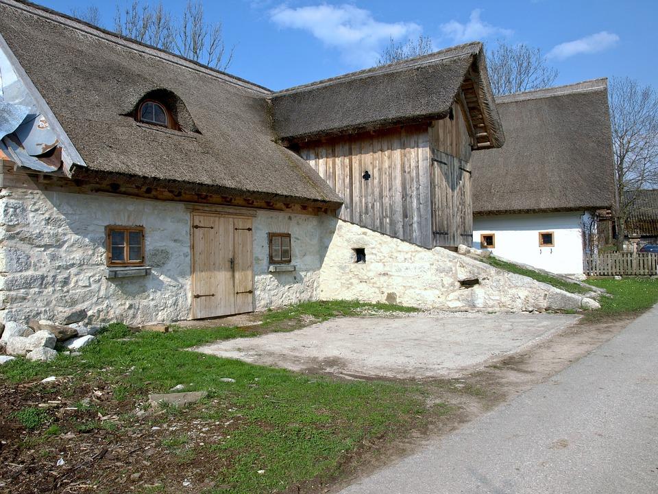 Ybbsitz, House Eckamp, Haselgraben, House, Farmstead