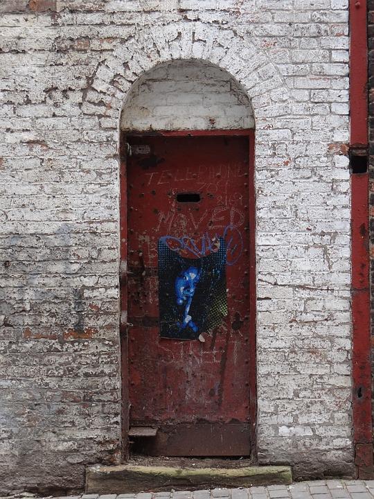 Door, Goal, House Entrance, Doors, Old Door, Input, Old