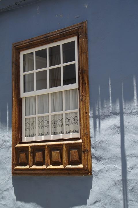Window, Home Front, Facade, House Facade, Building