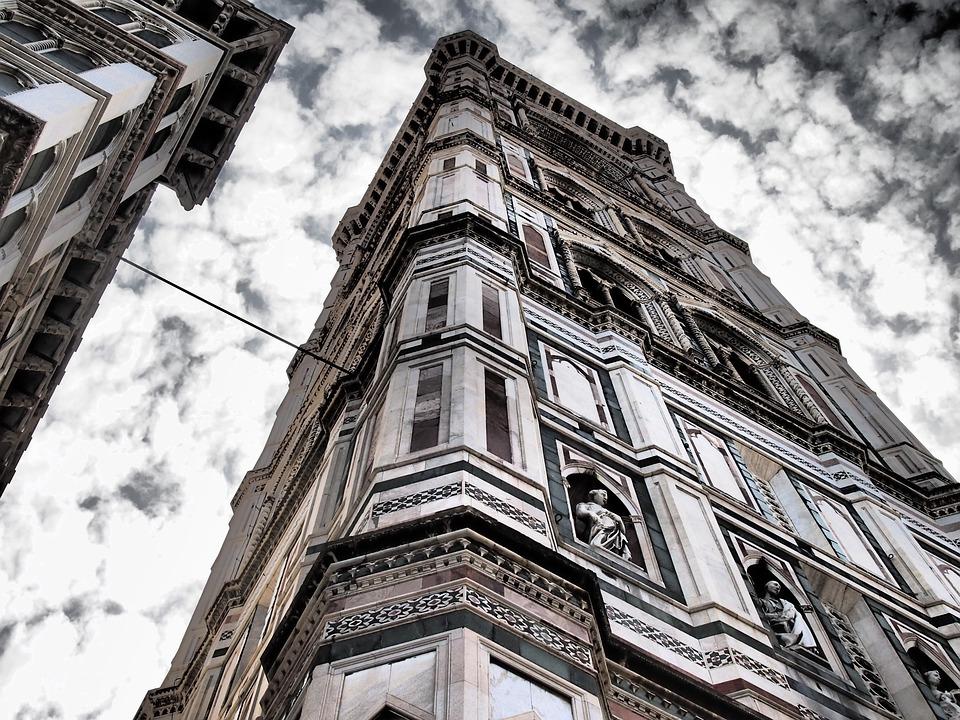 House, House Facade, Facade, Bowever, Hochaus, Florence