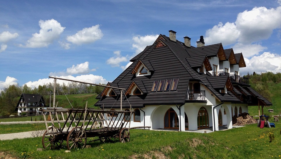 Building, House, Architecture, Housing