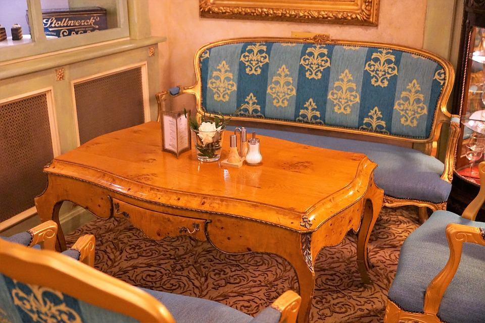 Furniture, Chair, Table, Room, Luxury, Within, House