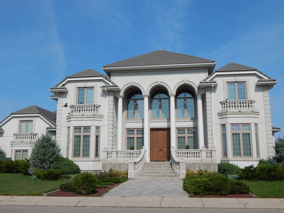 Mansion, House, Home, Real Estate, Luxury, Mortgage