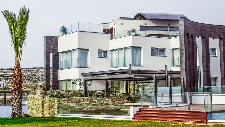 Villa, House, Architecture, Home, Design, Modern