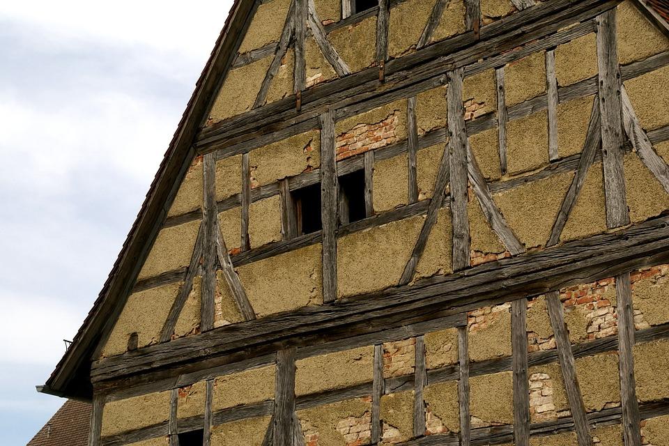 Monastery Heiligkreuztal, Timber Framing, House
