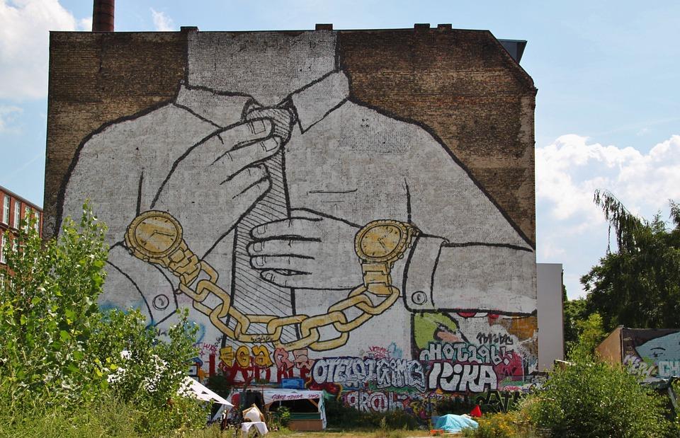 Mural, Graffiti, Street Art, Art, Wall, Facade, House