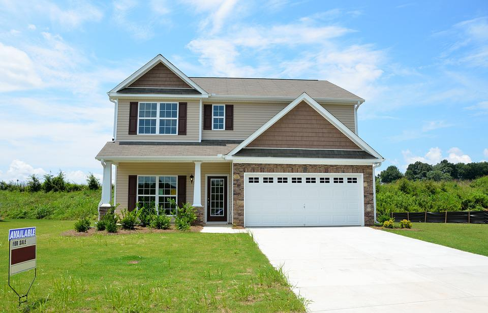 New, Home, House, Estate, Real, New Home, Residential