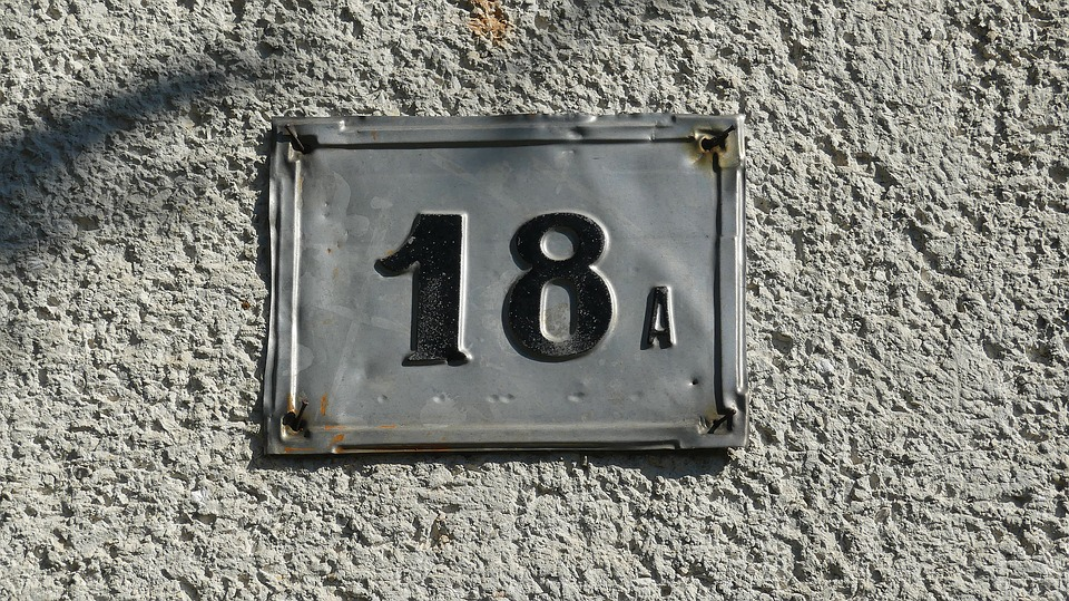 House Number, Address, Numbering, Number