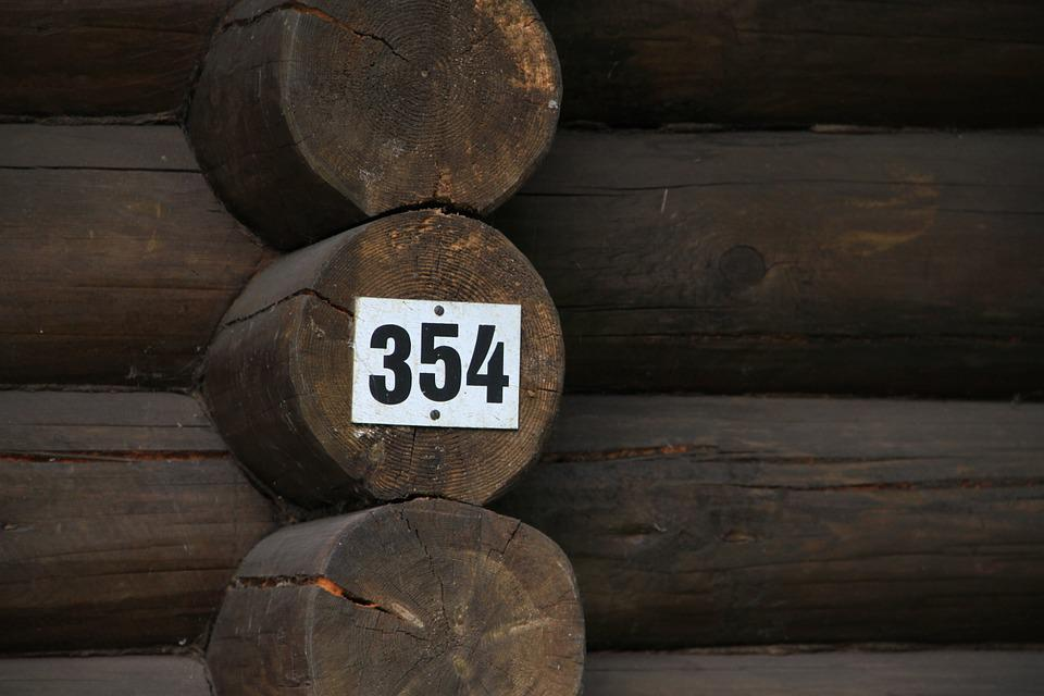 Block House, Vacation, House Number, Austria