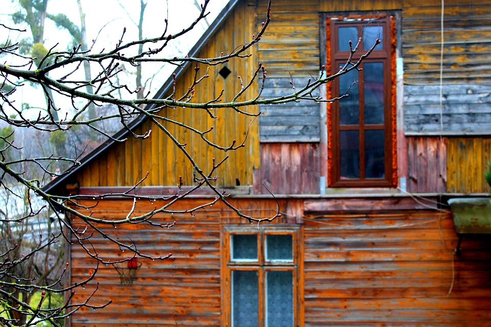 House, Old, Wooden, Window, Architecture, Building
