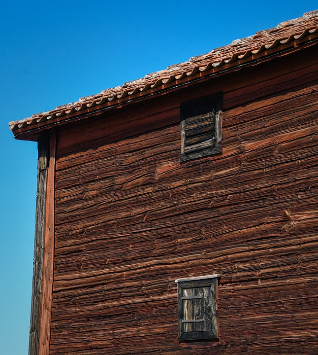 House, Red, Wooden House, Old, Torp, Sweden, Cottage