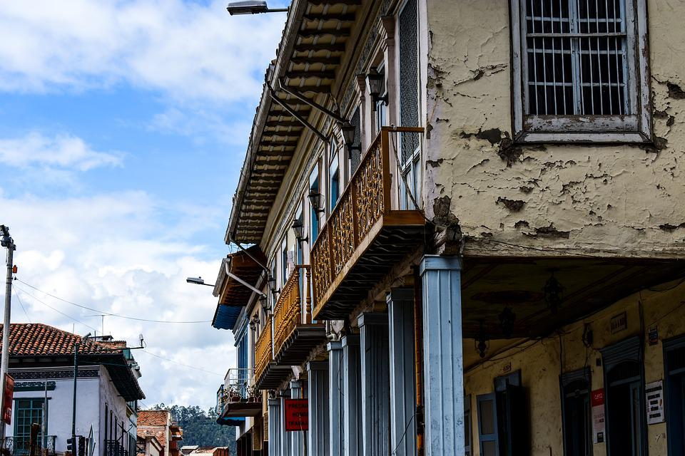 Street General Torres, Architecture, Street, House