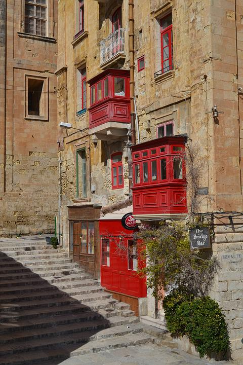 Road, Architecture, City, Old, House, Urban, Building