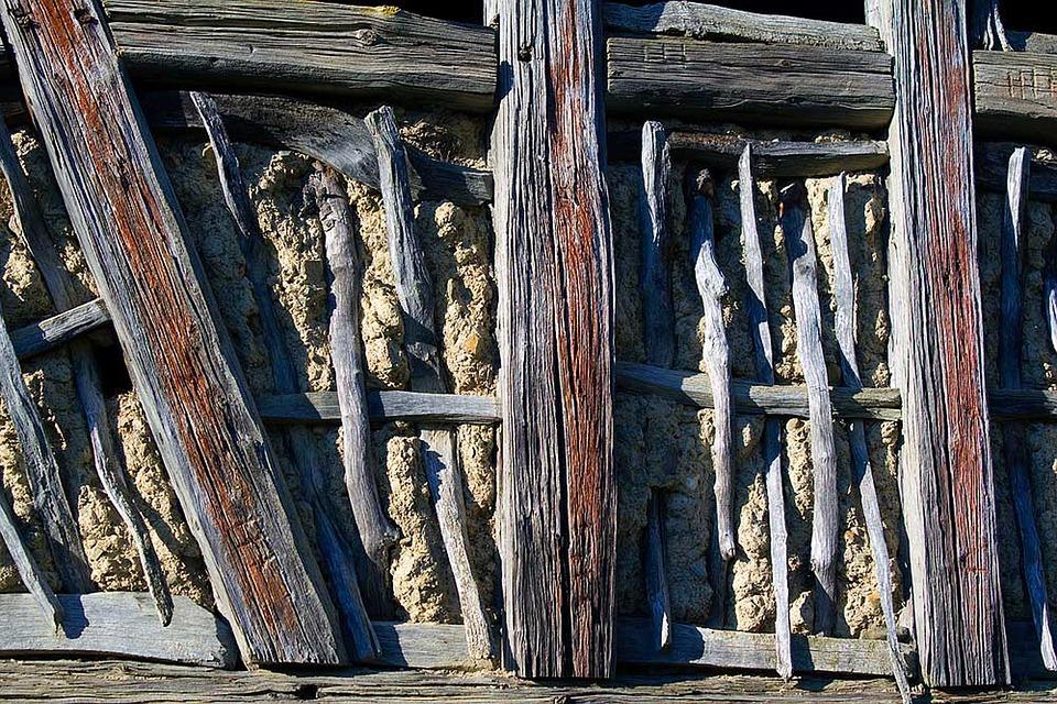 Truss, Fachwerkhaus, Home, House Wall Wood, Facade