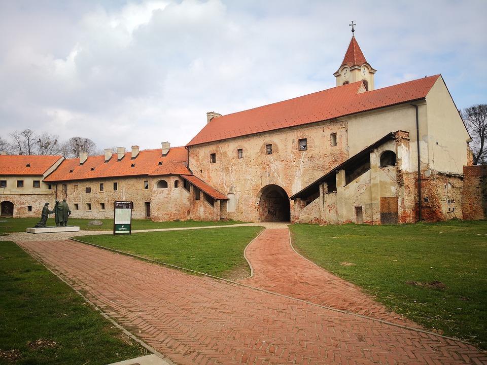 Architecture, Old, Building, House, Sky, čakovec