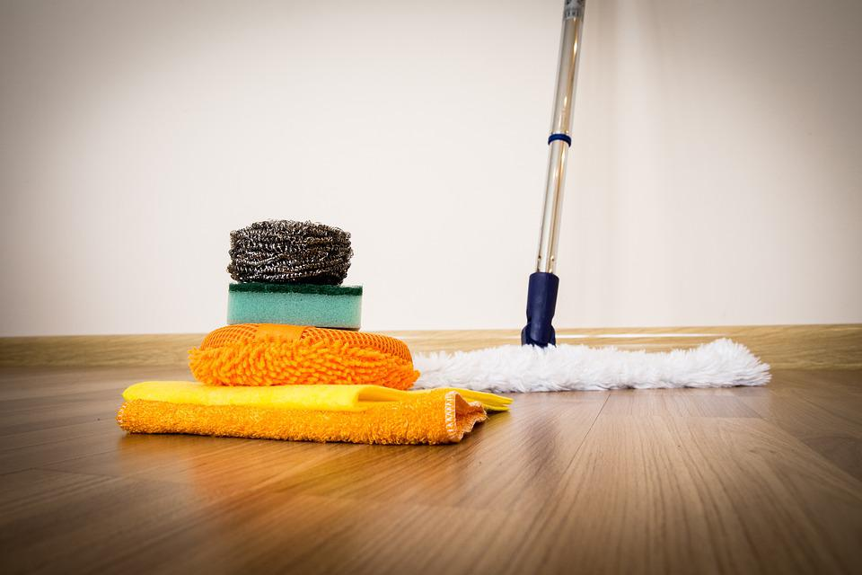 Cleaning Supplies, Housekeeping, Household Chores