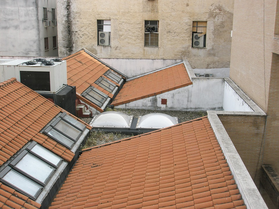 Roof, Houses