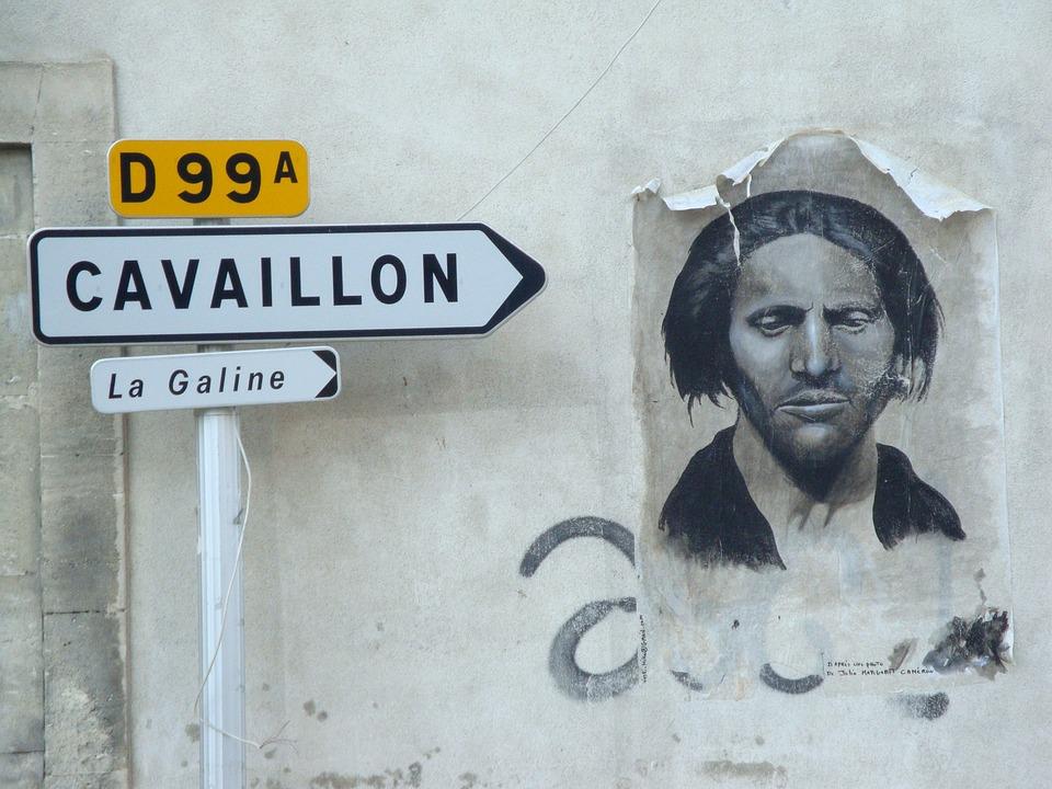 Provence, Saint-rémy, South Of France, Houses Wall