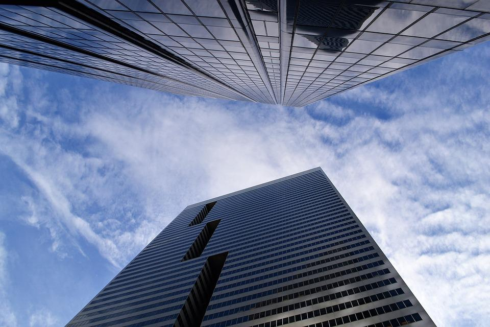 Houston, Texas, Office Buildings, Office, Work Place
