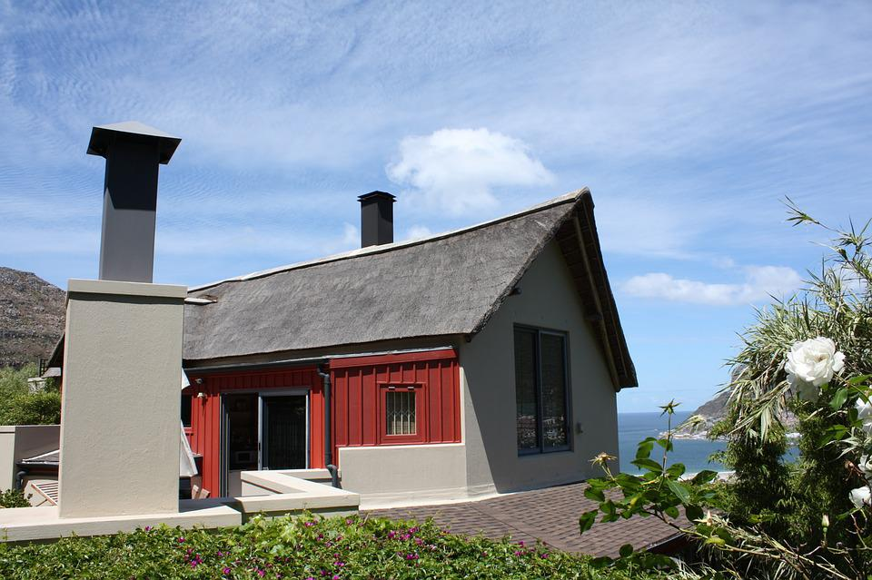 South Africa, Hout Bay, Balau Villa, Home