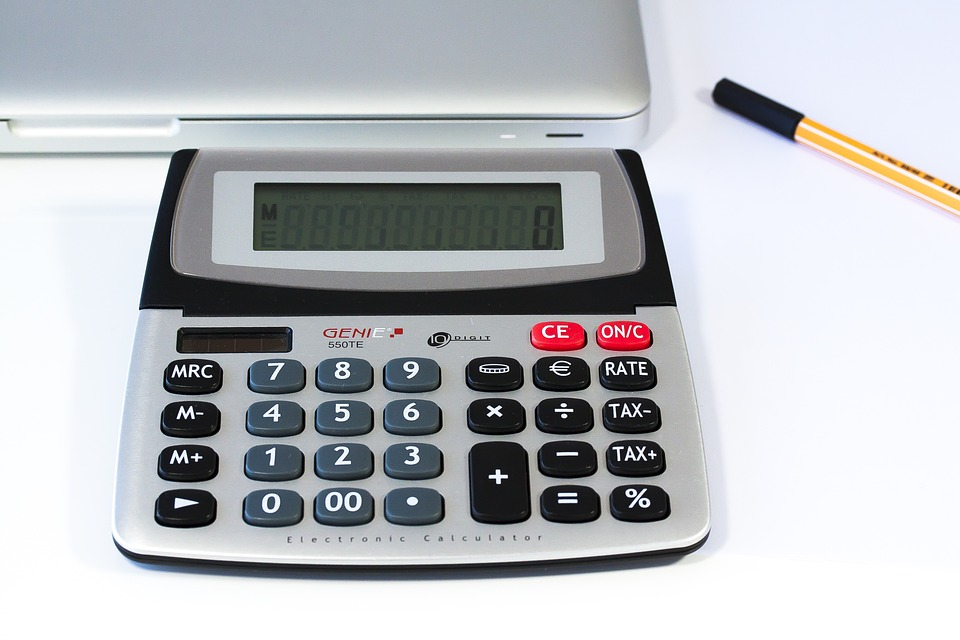 Calculator, Calculation, How To Calculate, Count