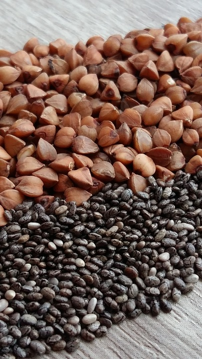 Seed, Food, Dry, Nutrition, Chia, Hrisca, Seeds, Grain