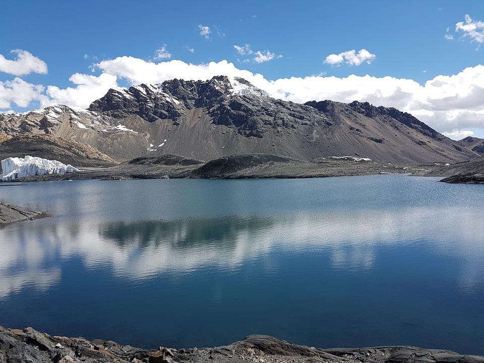 Landscape, Laguna, Huaraz