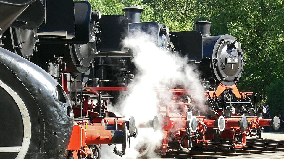 Dampflok Parade, Track Star, Hub, Steam