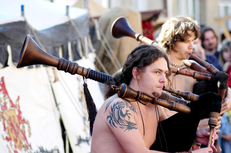 Festival, Folklore, Hudci